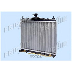 Радиатор, охлаждение двигателя (FRIG AIR) 01283075