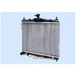 Радиатор, охлаждение двигателя (Japanparts) RDA283075