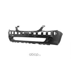 Бампер передний без отверстий под туманки (TYG) HN04065BA