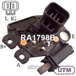 Регулятор генератора (Utm) RA1798B