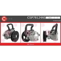 Гидравлический насос, рулевое управление (CASCO) CSP78124AS