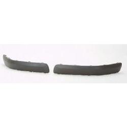 Молдинг бампера переднего левый черный (BodyParts) HNGEZ03170BL