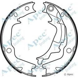 Тормозные колодки (APEC braking) SHU764