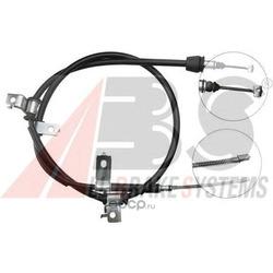 Трос, стояночная тормозная система (Abs) K15357