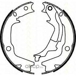 Комплект тормозных колодок, стояночная тормозная система (TRISCAN) 810043022
