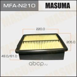 Фильтр воздушный (Masuma) MFAN210