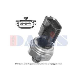 Пневматический выключатель, кондиционер (AKS DASIS) 860200N