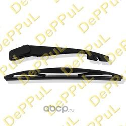 Поводок стеклоочистителя заднего 305 мм/12 (DePPuL) DE370ED