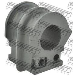 Втулка переднего стабилизатора d25 (Febest) NSBR52D25F