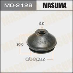Шаровой пыльник 9x24x20 (Masuma) MO2128