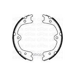 Комплект тормозных колодок, стояночная тормозная система (Cifam) 153297