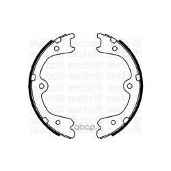 Комплект тормозных колодок, стояночная тормозная система (Metelli) 530297