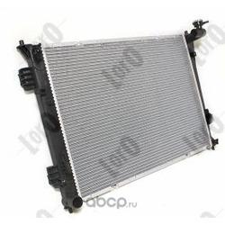 Радиатор, охлаждение двигателя (Abakus) 0190170021B