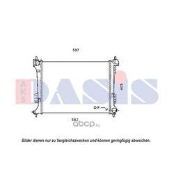 Радиатор (AKS DASIS) 560083N