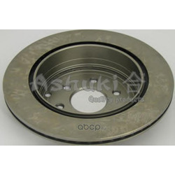 Тормозной диск (ASHUKI) N01428