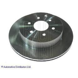 Диск тормозной задний вентилируемый (Blue Print) ADN143119