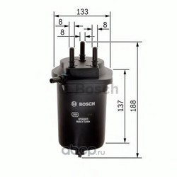 Топливный фильтр (Bosch) 0450906468