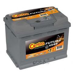 Стартерная аккумуляторная батарея (CENTRA) CA640