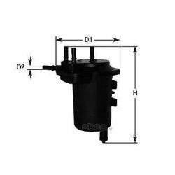 Топливный фильтр (Clean filters) MGC1696