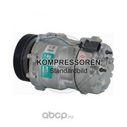 Компрессор, кондиционер (DIEDERICHS) DCK1654