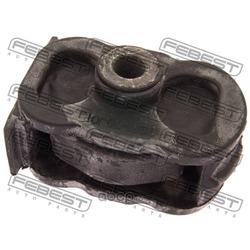 Подушка двигателя передняя (Febest) NM01