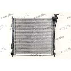 Радиатор, охлаждение двигателя (FRIG AIR) 01283125