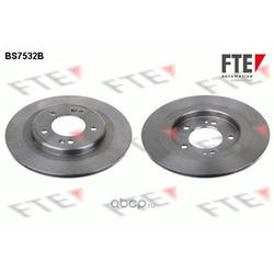 Тормозной диск (FTE Automotive) BS7532B