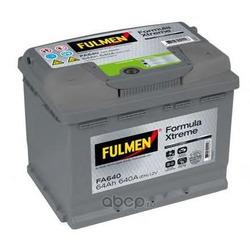 Стартерная аккумуляторная батарея (FULMEN) FA640