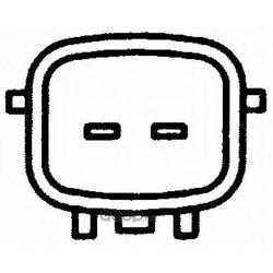 Датчик, температура охлаждающей жидкости (HELLA GUTMANN SOLUTIONS) 6PT009107531