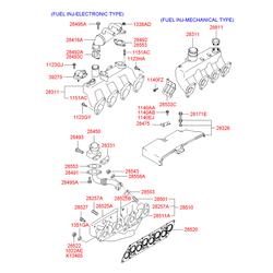 Лямбда-зонд (Hyundai-KIA) 3920042030