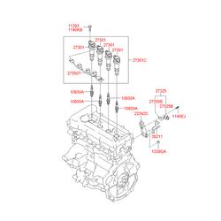 Деталь (Hyundai-KIA) S1885410080