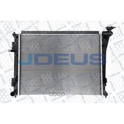 Радиатор, охлаждение двигателя (J. DEUS) 054M54