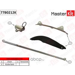 Комплект цепи ГРМ (MasterKit) 77B0212K