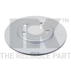 Тормозной диск (Nk) 313442