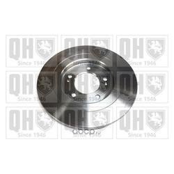 Тормозной диск (QUINTON HAZELL) BDC6087