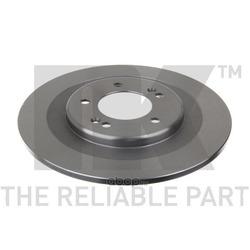 Тормозной диск (Nk) 203444