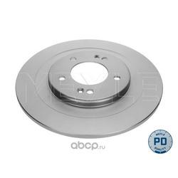 Тормозной диск (Meyle) 37155230035PD