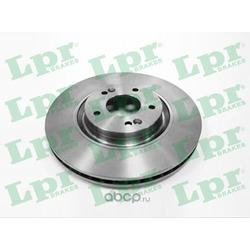 Тормозной диск (Lpr) H2026V