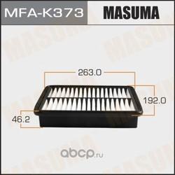 Воздушный фильтр (Masuma) MFAK373