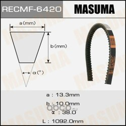 Ремень привода навесного оборудования (Masuma) 6420