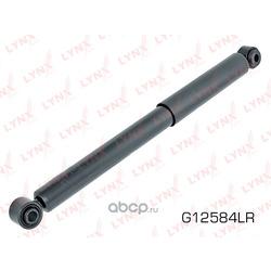 Амортизатор задний (LYNXauto) G12584LR