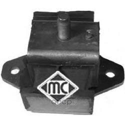 Подушка двигателя задняя (METALCAUCHO) 04623