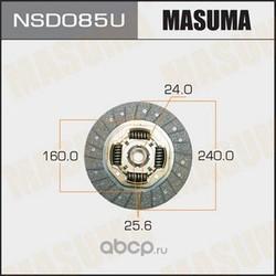Диск сцепления (Masuma) NSD085U