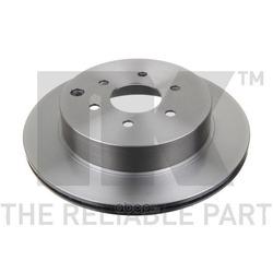 Тормозной диск (Nk) 202281