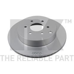 Тормозной диск (Nk) 312281