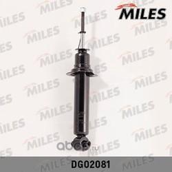 Амортизатор передний газовый (Miles) DG02081