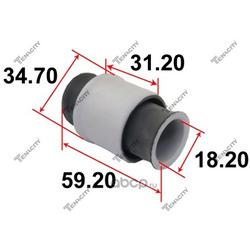 Сайлентблок передней тяги (Tenacity) AAMNI1075