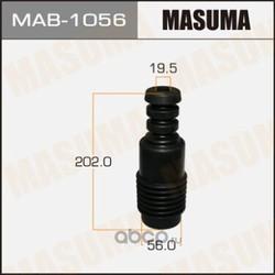 Пыльник амортизатора (Masuma) MAB1056