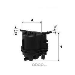 Топливный фильтр (OPEN PARTS) EFF510420