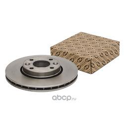 Диск тормозной вентилируемый, c abs (1шт) (BM-Motorsport) BDV885